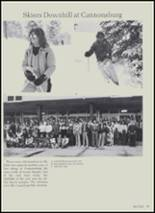 1981 Charlotte High School Yearbook Page 90 & 91