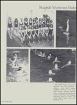 1981 Charlotte High School Yearbook Page 94 & 95