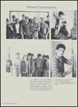 1981 Charlotte High School Yearbook Page 98 & 99