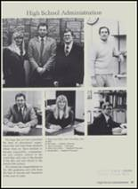1981 Charlotte High School Yearbook Page 102 & 103