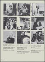 1981 Charlotte High School Yearbook Page 110 & 111