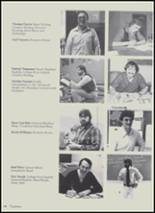 1981 Charlotte High School Yearbook Page 112 & 113
