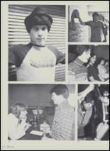 1981 Charlotte High School Yearbook Page 116 & 117