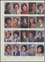 1981 Charlotte High School Yearbook Page 118 & 119
