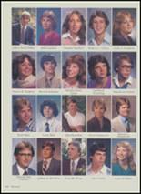 1981 Charlotte High School Yearbook Page 122 & 123