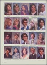 1981 Charlotte High School Yearbook Page 124 & 125