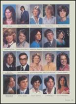 1981 Charlotte High School Yearbook Page 126 & 127