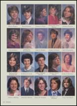 1981 Charlotte High School Yearbook Page 128 & 129