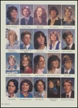 1981 Charlotte High School Yearbook Page 130 & 131