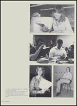 1981 Charlotte High School Yearbook Page 132 & 133