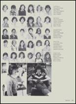 1981 Charlotte High School Yearbook Page 142 & 143