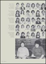 1981 Charlotte High School Yearbook Page 148 & 149