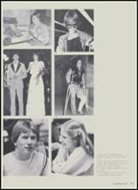 1981 Charlotte High School Yearbook Page 154 & 155