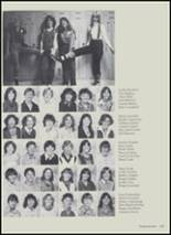 1981 Charlotte High School Yearbook Page 156 & 157