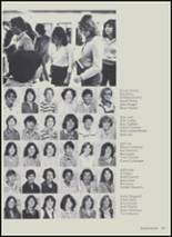 1981 Charlotte High School Yearbook Page 160 & 161