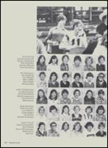 1981 Charlotte High School Yearbook Page 162 & 163