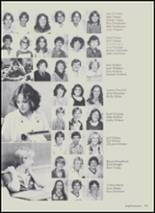 1981 Charlotte High School Yearbook Page 164 & 165