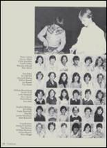 1981 Charlotte High School Yearbook Page 170 & 171