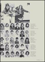 1981 Charlotte High School Yearbook Page 174 & 175