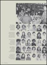 1981 Charlotte High School Yearbook Page 176 & 177