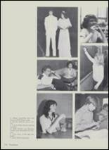 1981 Charlotte High School Yearbook Page 180 & 181