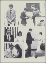 1981 Charlotte High School Yearbook Page 208 & 209