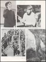 1973 W.B. Ray High School Yearbook Page 22 & 23