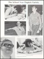 1973 W.B. Ray High School Yearbook Page 32 & 33