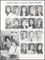 1973 W.B. Ray High School Yearbook Page 40 & 41