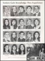 1973 W.B. Ray High School Yearbook Page 42 & 43