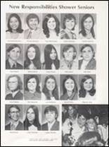 1973 W.B. Ray High School Yearbook Page 54 & 55