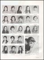 1973 W.B. Ray High School Yearbook Page 70 & 71