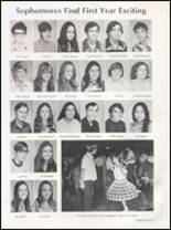 1973 W.B. Ray High School Yearbook Page 96 & 97