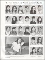 1973 W.B. Ray High School Yearbook Page 104 & 105