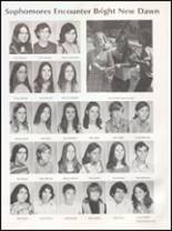 1973 W.B. Ray High School Yearbook Page 108 & 109