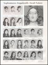 1973 W.B. Ray High School Yearbook Page 110 & 111