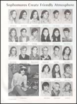 1973 W.B. Ray High School Yearbook Page 114 & 115