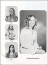 1973 W.B. Ray High School Yearbook Page 126 & 127