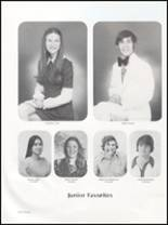 1973 W.B. Ray High School Yearbook Page 134 & 135