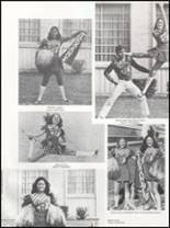 1973 W.B. Ray High School Yearbook Page 144 & 145