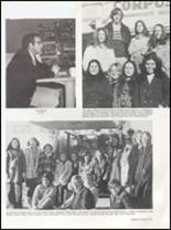 1973 W.B. Ray High School Yearbook Page 184 & 185