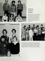 1978 Appleton East High School Yearbook Page 76 & 77