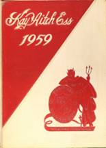 1959 Yearbook Grainger High School