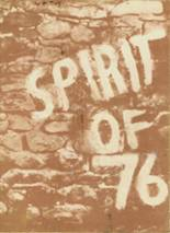 1976 Yearbook E. Rochester-Obourn High School