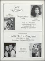 1996 St. Clair County High School Yearbook Page 186 & 187