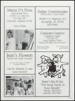 1996 St. Clair County High School Yearbook Page 190 & 191