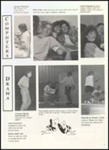 1989 Clyde High School Yearbook Page 10 & 11
