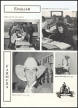 1989 Clyde High School Yearbook Page 12 & 13