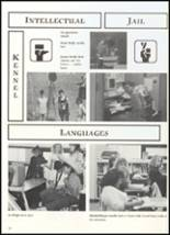 1989 Clyde High School Yearbook Page 14 & 15