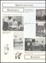 1989 Clyde High School Yearbook Page 16 & 17